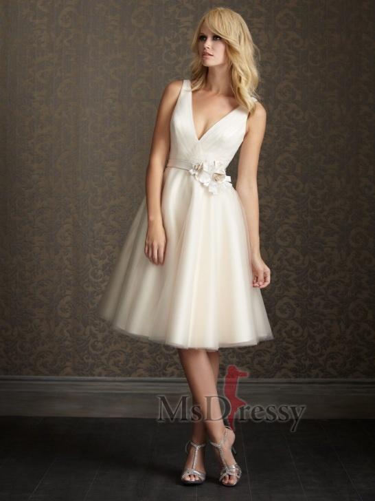 sexy wedding dresses - short wedding dresses #wedding