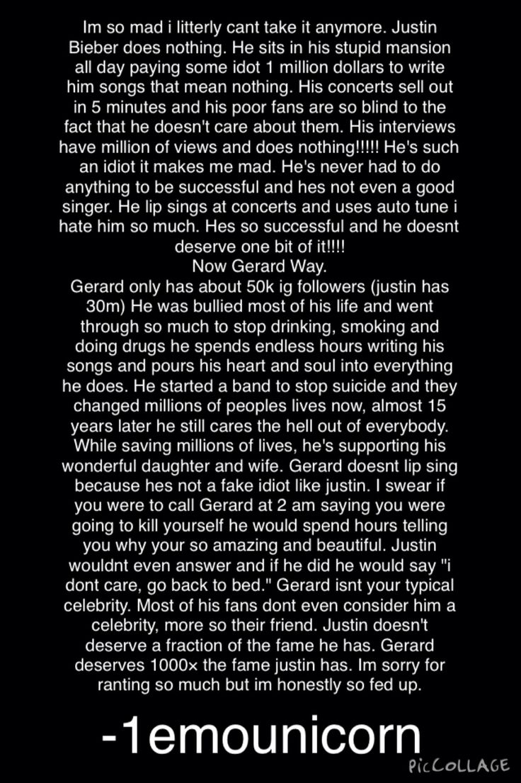 """... most of his fans don't even consider him a celebrity, more so their friend."" I couldn't have said it better myself, Killjoy. ❤"