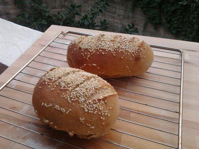 Black bread of Castelvetrano - Sicily