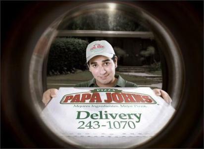 Пицца папа джонс на ветеранов