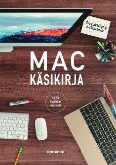 Mac-käsikirja. Kirjoittaja Daniel Riegels.