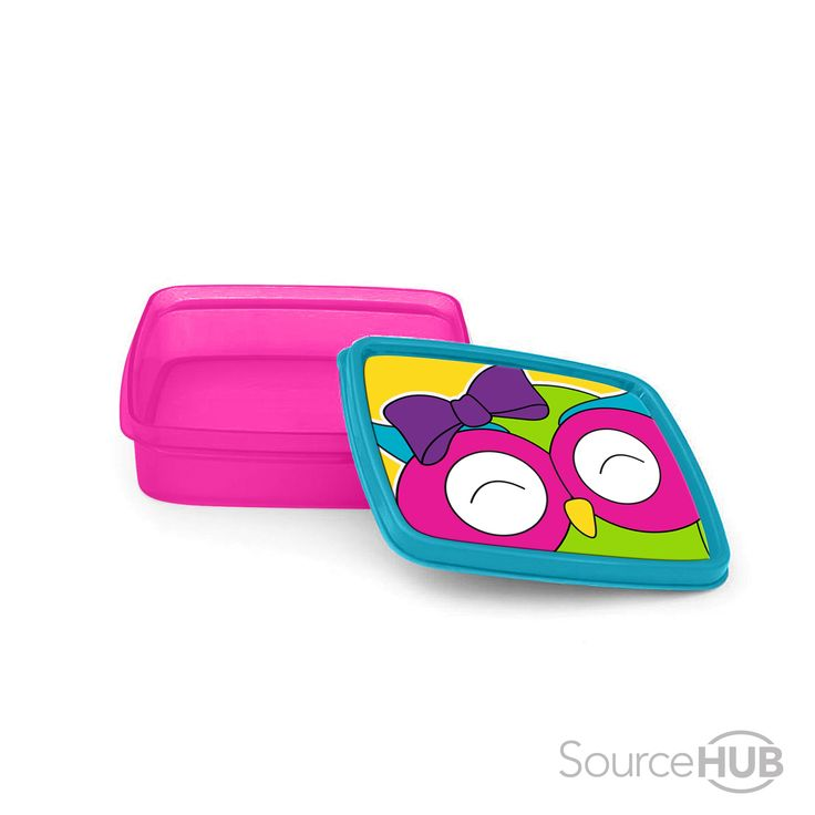 Kids Lunch Container - Designed by SourceHub.