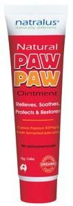 Natralus Natural Paw Paw Ointment | bellabox Australia | $8 (Model Ashley Hart uses)
