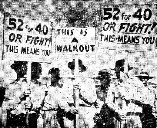 international workers memorial day history