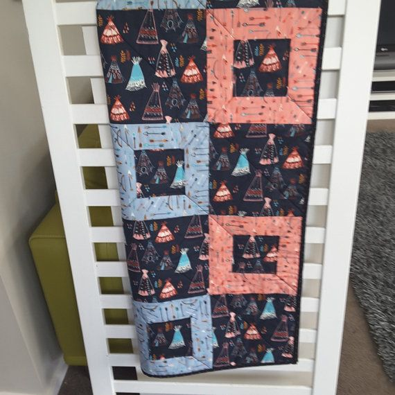 Hey, I found this really awesome Etsy listing at https://www.etsy.com/listing/397909437/babytoddler-cot-quilt-set
