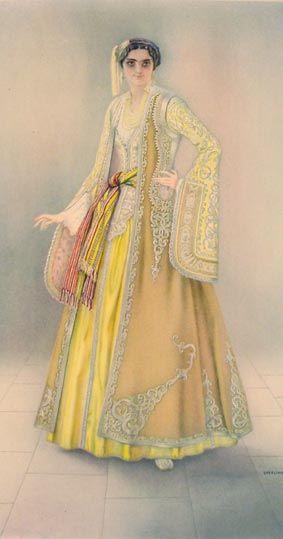 #35 - Urban Dress (Epirus)