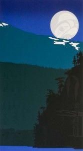 Stone Eagle - Roy Henry Vickers