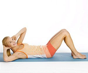 Want to get back your pre-pregnancy abs? Skip the crunches and get better (and faster) results with these five moves.