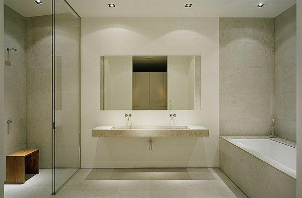 einbauwanne verfugen moderne badezimmer