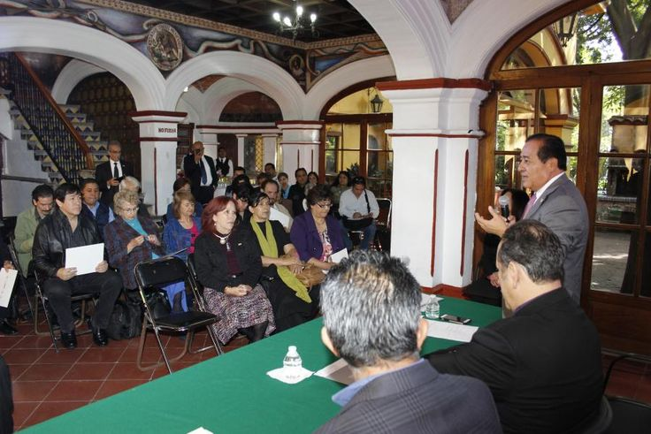 Gobierno CDMX entrega reconocimientos a actores adultos mayores