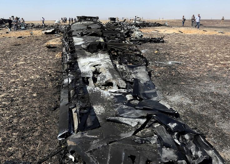 If ISIS really bombed that Russian plane, we're in big trouble.