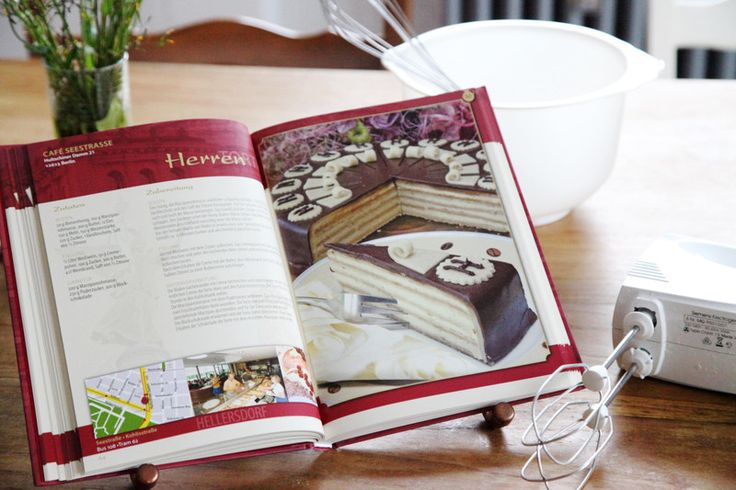 Kochbuchständer, Kupfer, hoch von KupferKult auf DaWanda.com