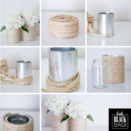 A little DIY to keep us busy during the cold winter. This is so pretty and super easy. #lbbcoza #diy #decor