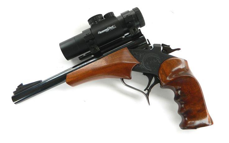 Review: Thompson Contender — The Specialist's Handgun