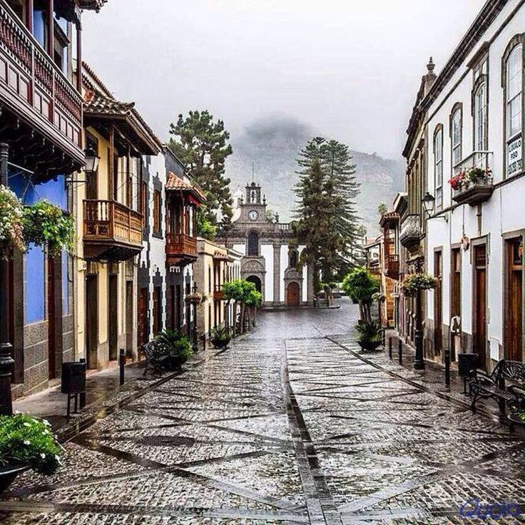 Mercadillo dominical de Teror, Gran Canaria - 7972550