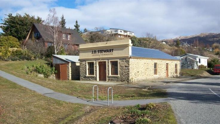 Bannockburn, Central Otago. http://www.centralotagonz.com/bannockburn