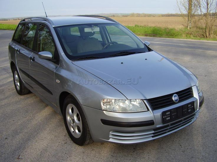 Fiat Stilo Multi Wagon 1.9 JTD Actual