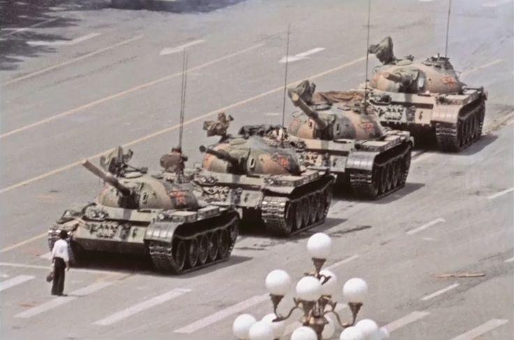 Przejmująca historia powstania legendarnego zdjęcia Tank Mana | Fotoblogia.pl
