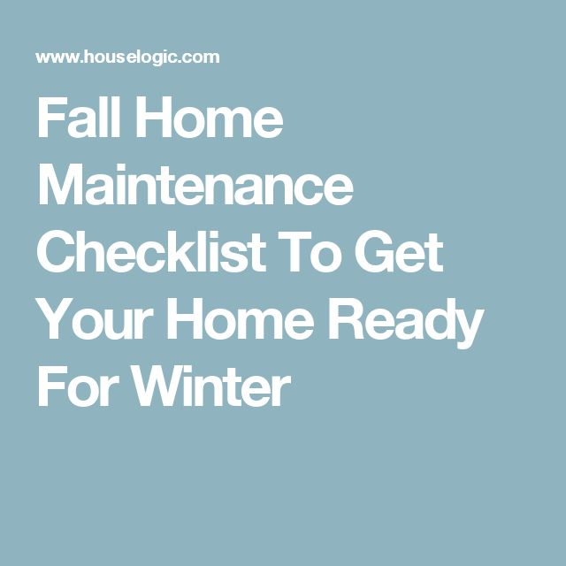 home appliance maintenance checklist yearly pdf fall printable