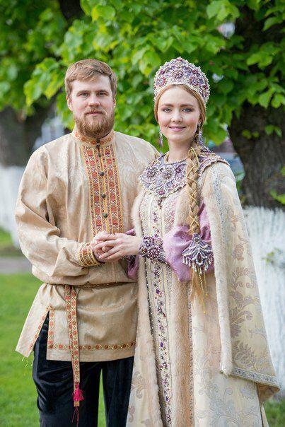 Русская свадьба, Russian wedding