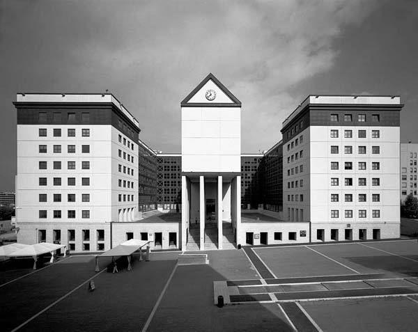 Centro Fontivegge. 1988. Perugia, Italy. 1988. Aldo Rossi,