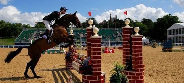 Actualité JO Londres cheval & équitation : JO Londres : Classement par équipe, la France 8ème du complet