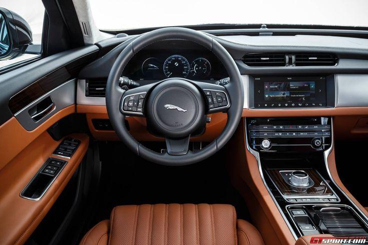 2016 Jaguar Xf And Xf S Review Jaguar Xf Jaguar Bmw 6 Series