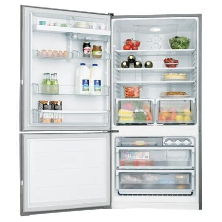 510L Bottom Mount Fridge (Left Hinged)