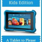 Kindle Fire HD Kids Edition – A Tablet to Please Parents and Kids  Loved it Carolyn! @wonderoftech :)