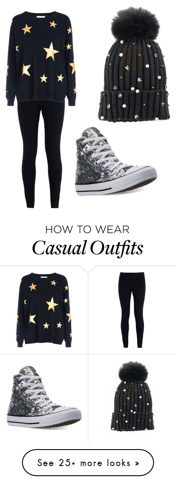 """Casual and comfortable"" by valeloveschocolate on Polyvore featuring NIKE, Red Herring, Converse, madden NYC and StarOutfits"