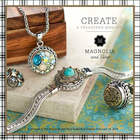 15 Best Magnolia And Vine Jewelry Images On Pinterest