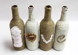 Image result for rustic diy vases