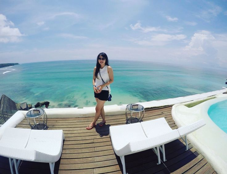 One of the most beautiful restaurant in Bali, Indonesia