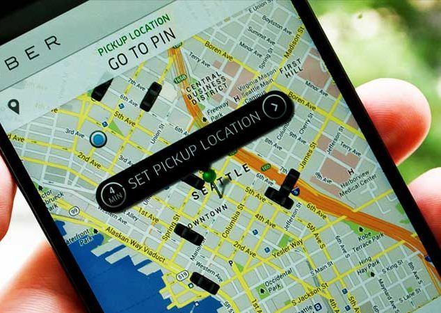 Uber Taxi App Is Now Tracking Where You Go After Your Ride Is Finished