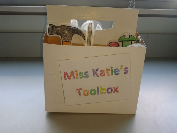 Story Time Secrets: Flannel Friday: Here's My Toolbox--how to make a tool box prop with accompanying song and ideas for other prop boxes.