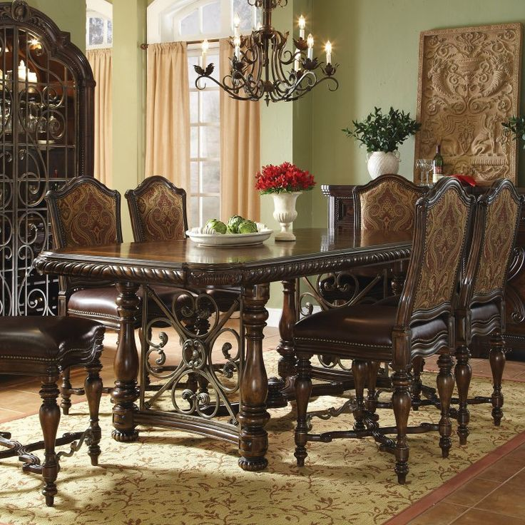 A.R.T. Furniture Valencia Gathering Dining Table   209226 2304 Part 72