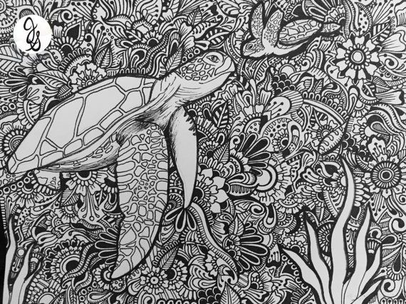 Mindfulness Coloring Pages Pdf : Best animals images coloring pages adult