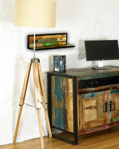 Beautiful Reclaimed Urban Chic Shelf - Shop Now. – Chattels
