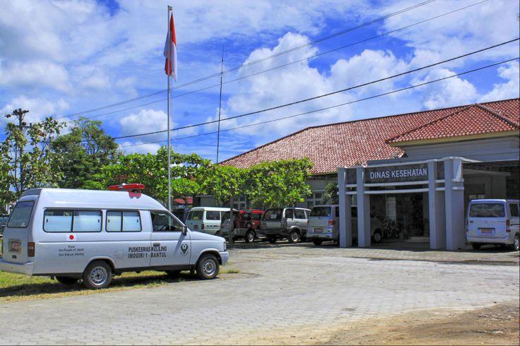 Kantor Dinas Kesehatan Kabupaten Bantul. Detail? Lihat: www.gudeg.net