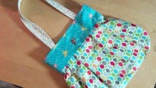 reversible handbag tutorial One of the BEST tutorials that I have ever come across! Video is awesome!