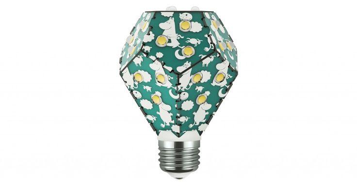 Moomin.com - New Moomin Light Bulb by Nanoleaf