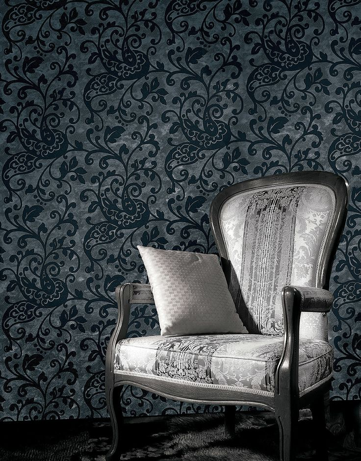 Kashmir luxury #wallcoverings. Made in Italy maxmartinihome.com
