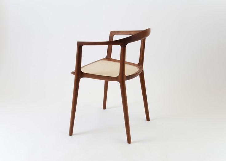 DC10 design by Inoda Sveje, produced by Miyazaki chair factory