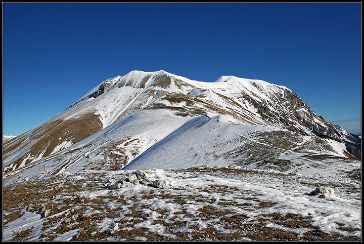 Monte Vettore innevato