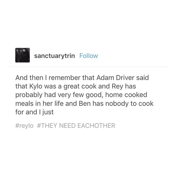 Kylo and Rey complete each other.
