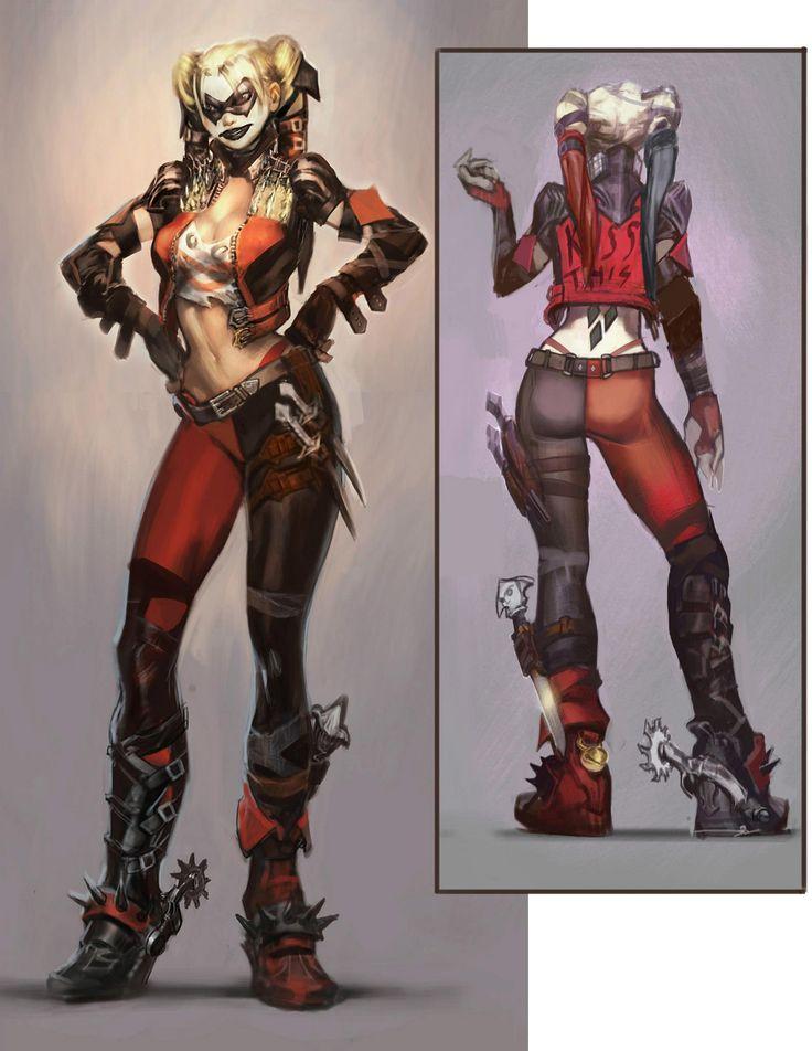 Harley Quinn Injustice   harleyquinn-injustice-alt-concept.jpg (348611 bytes)