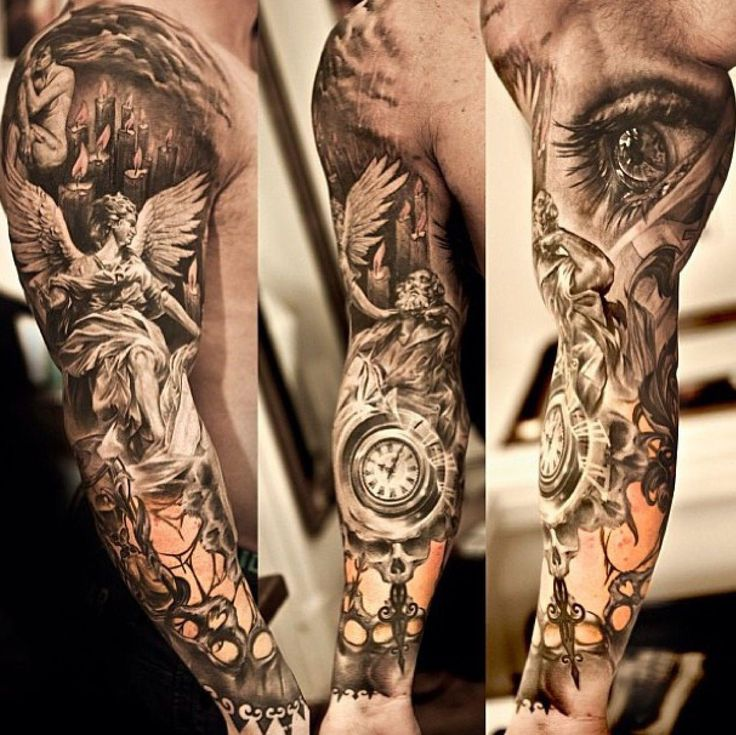 African Tribal Tattoos Half Sleeves - http://tattowallpaper.com/2014/223/african-tribal-tattoos-half-sleeves/ -  English (US) By media-cache-ec0.pinimg.com Resolution: 1213 x 1212 · 213 kB · jpeg  Size: 1213 x 1212 · 213 kB · jpeg  At least one person a week comes in asking for a faith tattoo, he said. In addition to common Christian tattoos like crosses, doves and Bible verses, clients also have requested tribal looking  are the beginning of a half sleeve. Once compl