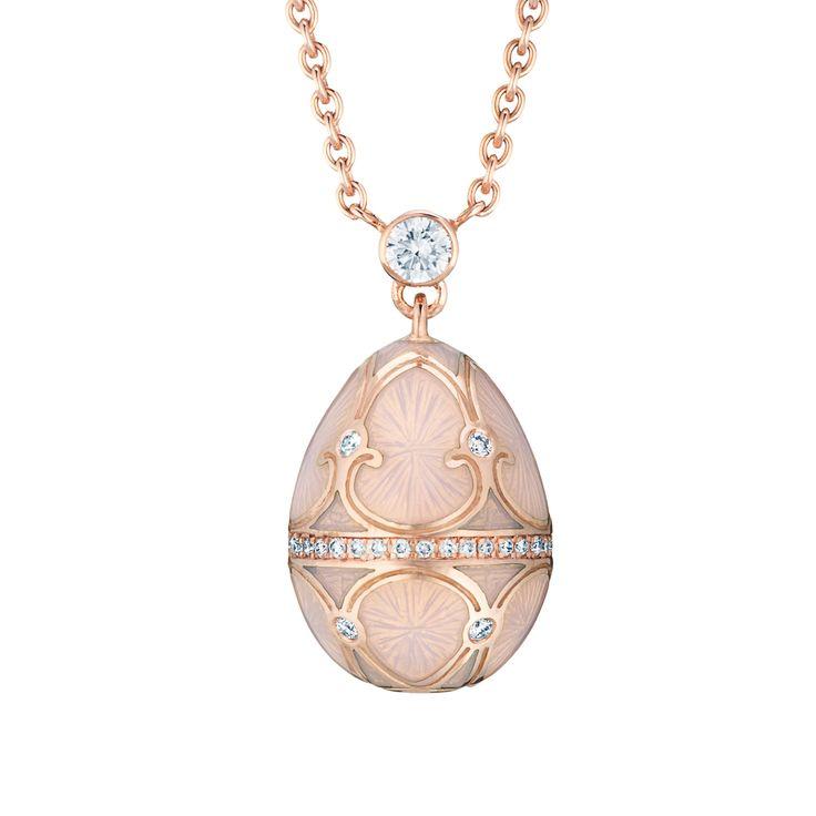 Fabergé Palais Soft Pink Pendant