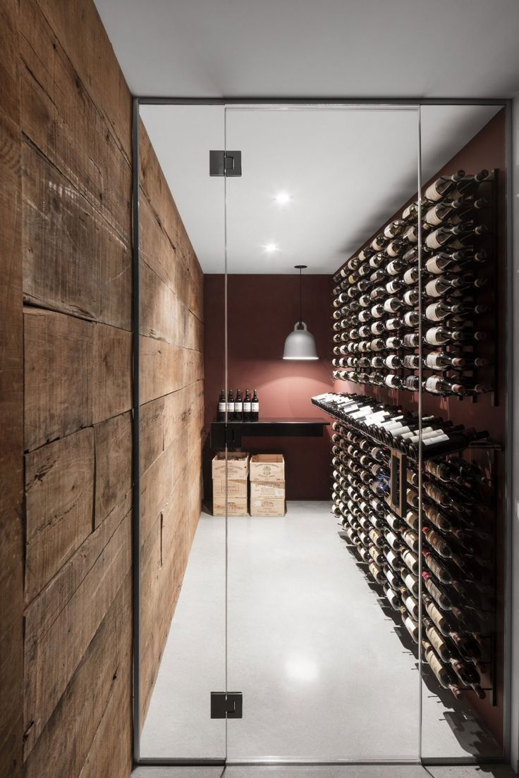 Christophe-Colomb by Manon Blanger (11)  Wine DisplayWine CellarsWine ...