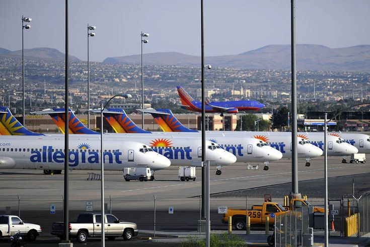 Allegiant Air Awarded Injunction Halting Potential Pilot Strike - WSJ
